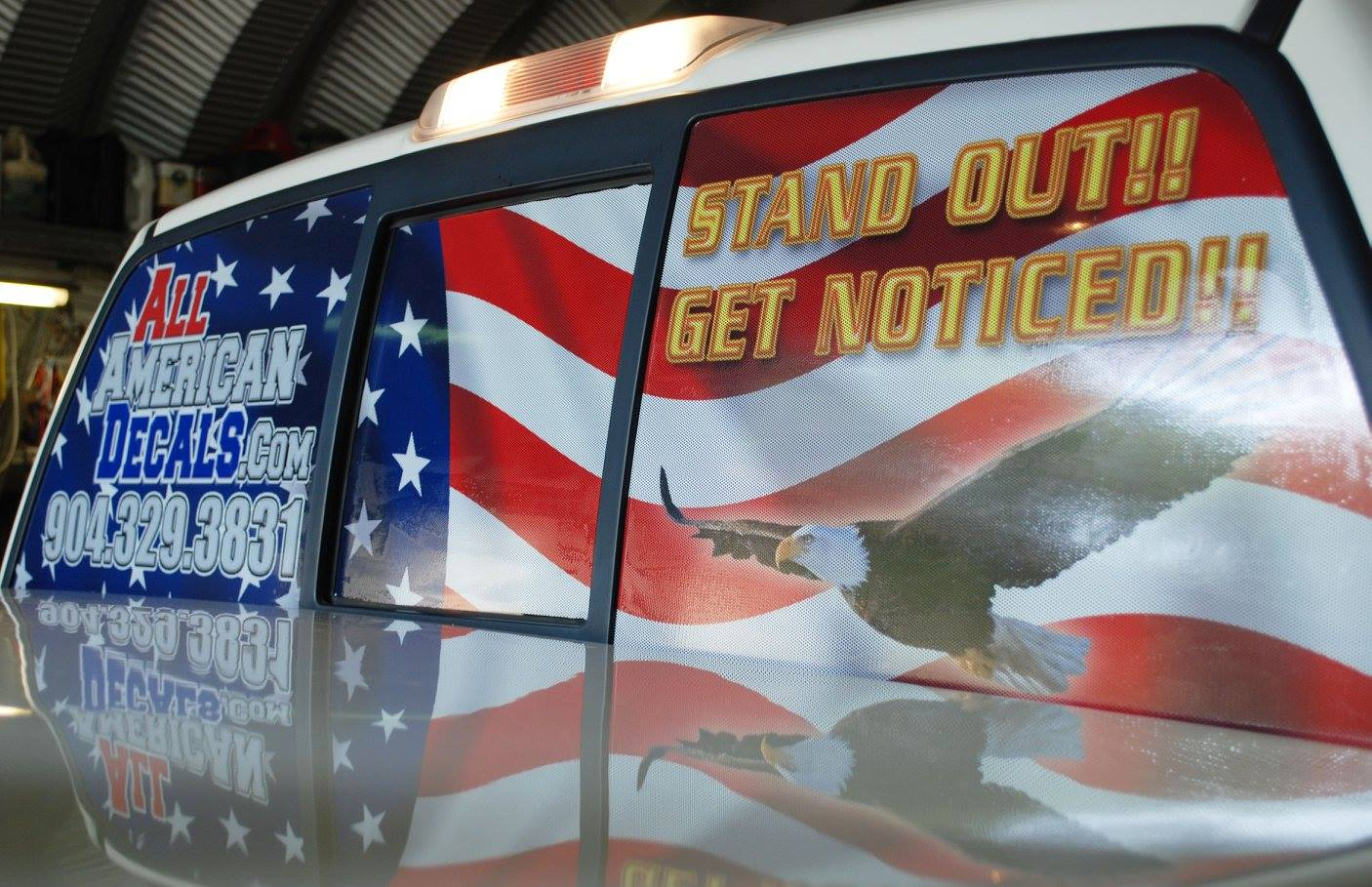 All American Decals Signs And Graphics