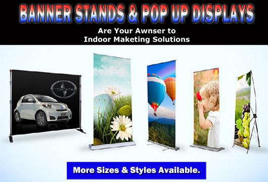 Floor & Trade Show Displays