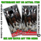 Budweiser Clydesdale option 1 BOARD