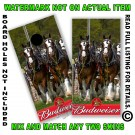 Budweiser Clydesdale option 2 BOARD