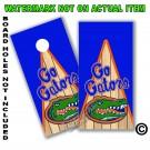 GO Gators Board Wrap With Wood Lane