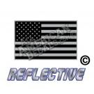 Subdued Tactical American Flag Forward Facing
