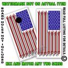 USA Wrench Flag Board Wrap