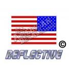 American Flag Reverse Facing