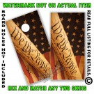 We The People Option 1 Board Wrap
